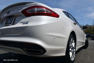 2014 Ford Fusion Titanium Waterbury, Connecticut 26