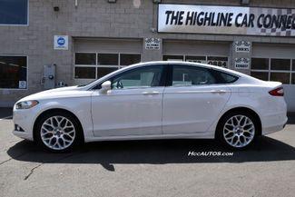 2014 Ford Fusion Titanium Waterbury, Connecticut 4