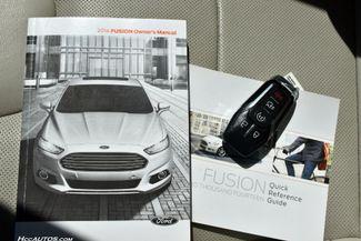 2014 Ford Fusion Titanium Waterbury, Connecticut 70