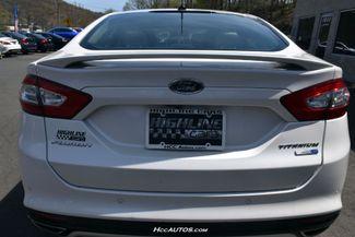 2014 Ford Fusion Titanium Waterbury, Connecticut 8