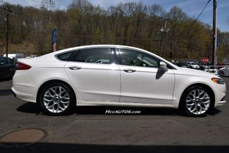 2014 Ford Fusion Titanium Waterbury, Connecticut 12