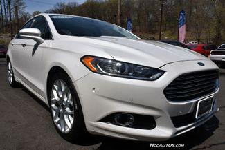 2014 Ford Fusion Titanium Waterbury, Connecticut 14