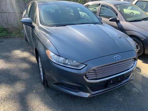 2014 Ford Fusion S in West Springfield, MA