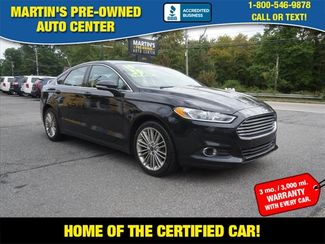 2014 Ford Fusion SE in Whitman, MA 02382