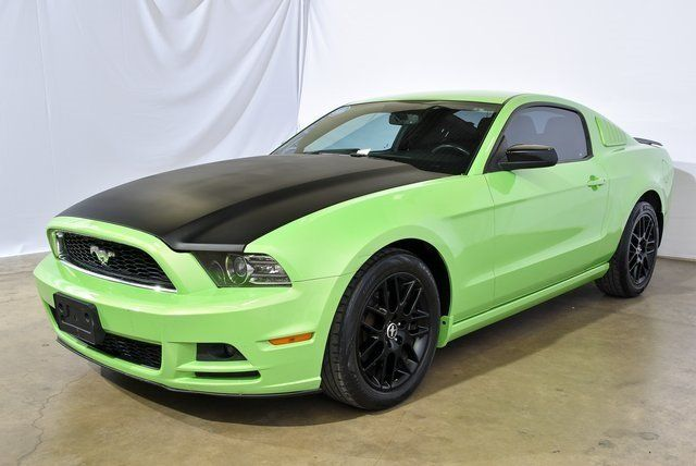 2014 Ford Mustang V6 in Addison TX, 75001