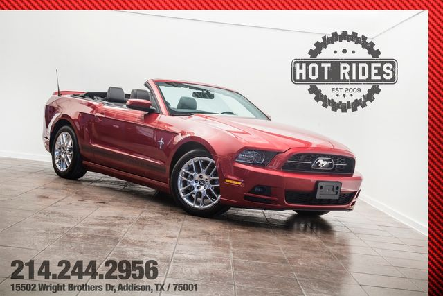 2014 Ford Mustang V6 Premium Pony Package in Addison, TX 75001