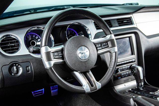 2014 Ford Mustang V6 Premium MCA Edition w/ Upgrades Leather/Nav in Addison, TX 75001