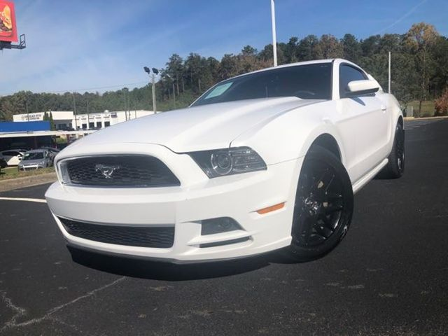 2014 Ford MUSTANG BASE