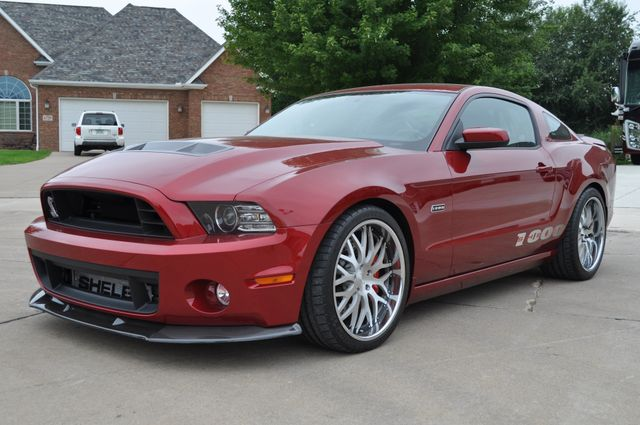 2014 Ford Mustang Shelby 1000 Bettendorf, Iowa 86