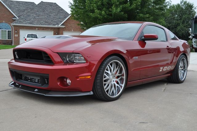 2014 Ford Mustang Shelby 1000