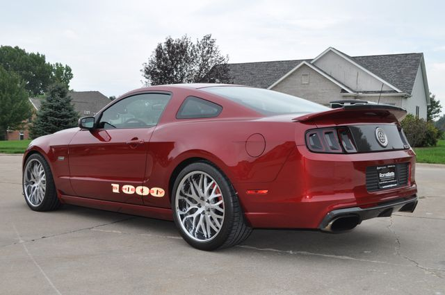 2014 Ford Mustang Shelby 1000 Bettendorf, Iowa 90