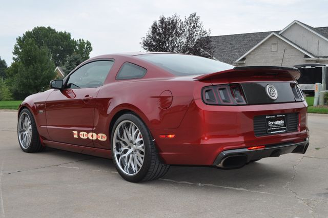 2014 Ford Mustang Shelby 1000 Bettendorf, Iowa 4