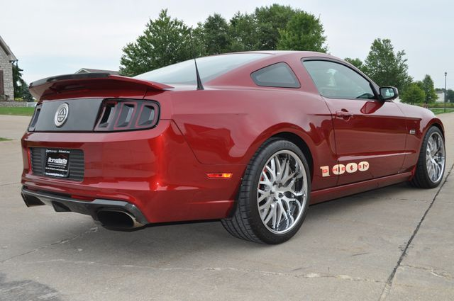 2014 Ford Mustang Shelby 1000 Bettendorf, Iowa 99