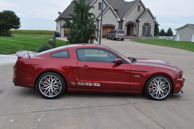 2014 Ford Mustang Shelby 1000 Bettendorf, Iowa 100