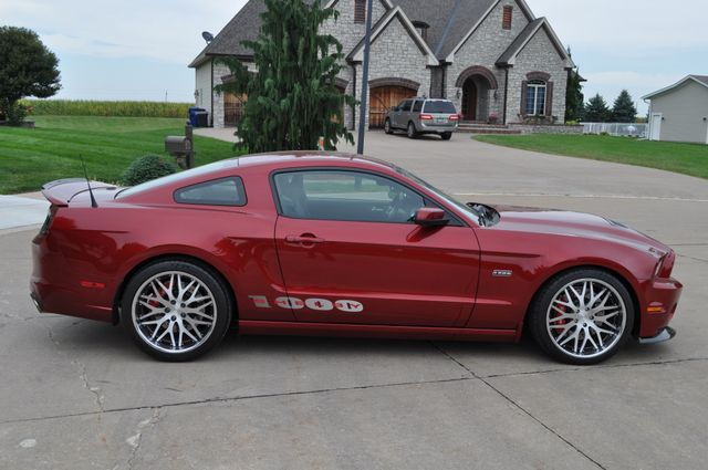 2014 Ford Mustang Shelby 1000 Bettendorf, Iowa 101