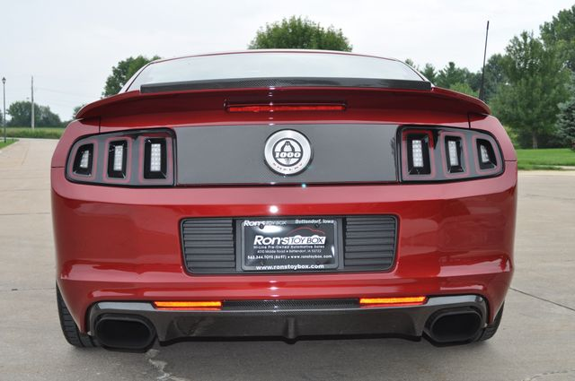 2014 Ford Mustang Shelby 1000 Bettendorf, Iowa 5