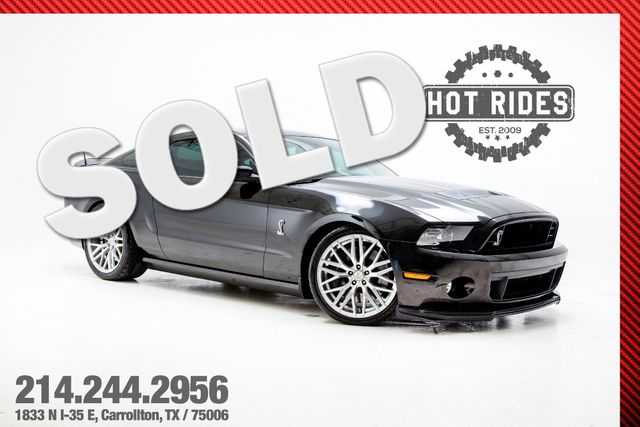 2014 Ford Mustang Shelby GT500 Whipple Supercharged 800+hp