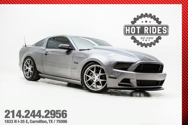 2014 Ford Mustang GT Premium Supercharged Show Car