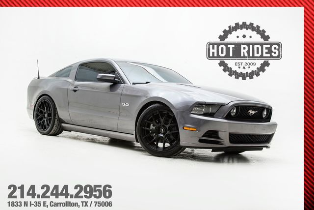 2014 Ford Mustang GT Premium 5.0 With Upgrades