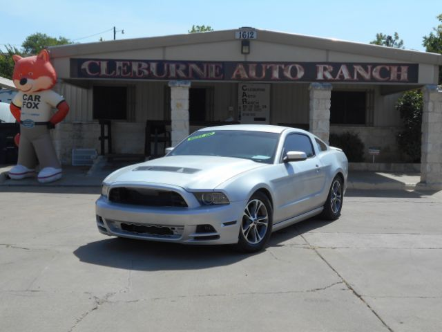 2014 Ford Mustang V6 Coupe Cleburne, Texas 1