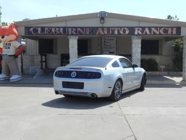 2014 Ford Mustang V6 Coupe Cleburne, Texas 2