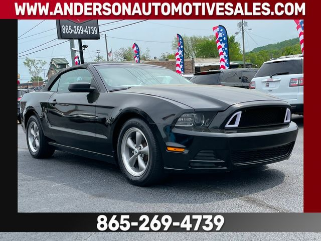 2014 Ford MUSTANG BASE in Clinton, TN 37716