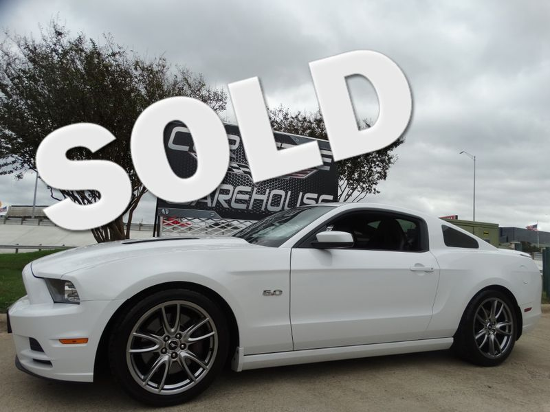 2014 Ford Mustang GT - Shaker System, Leather, 6-Speed, Alloys 50k! | Dallas, Texas | Corvette Warehouse