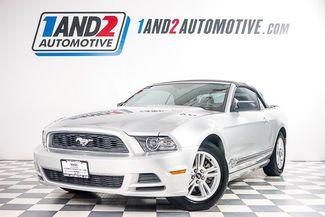 2014 Ford Mustang V6 Convertible in Dallas TX