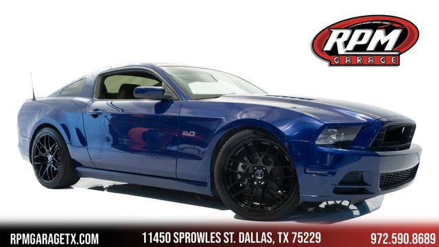 2014 Ford Mustang GT with Upgrades
