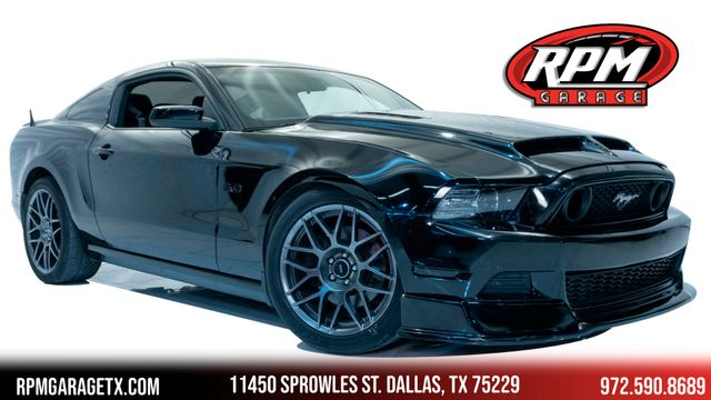 2014 Ford Mustang GT Premium with Many Upgrades