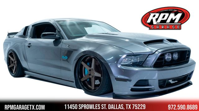 2014 Ford Mustang GT Premium Bagged with Many Upgrades