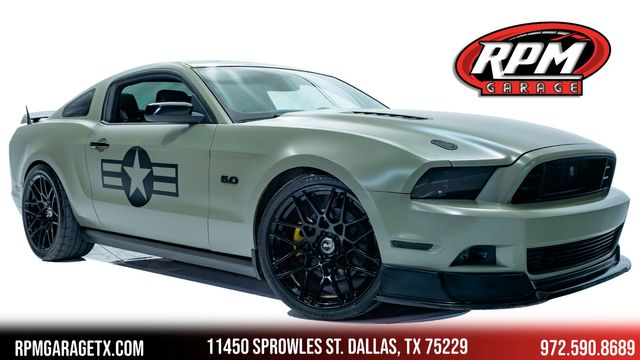 2014 Ford Mustang GT Premium California Special with Many Upgrades