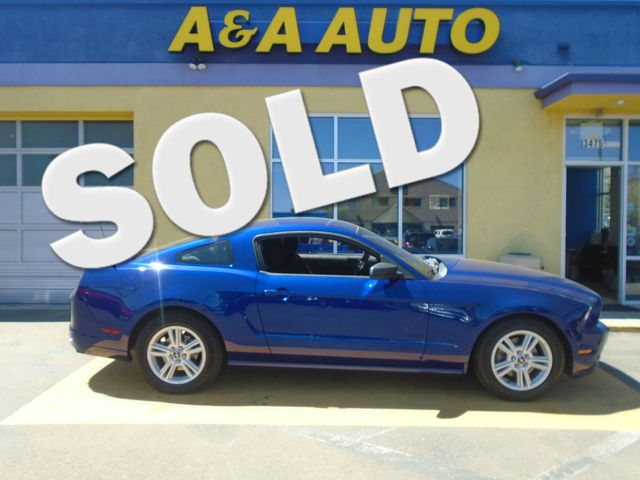 2014 Ford Mustang V6 in Englewood, CO 80110