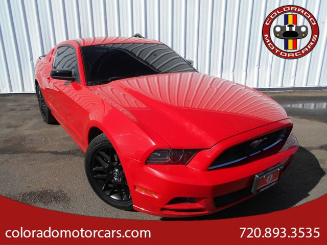 2014 Ford Mustang V6 Premium in Englewood, CO 80110