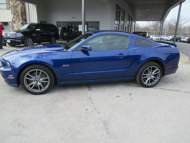 2014 Ford Mustang GT Premium in Gower Missouri, 64454