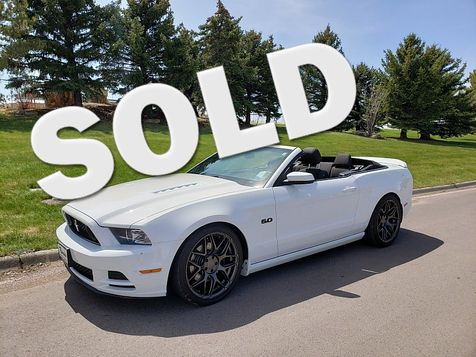 2014 Ford Mustang 2d Convertible GT in Great Falls, MT