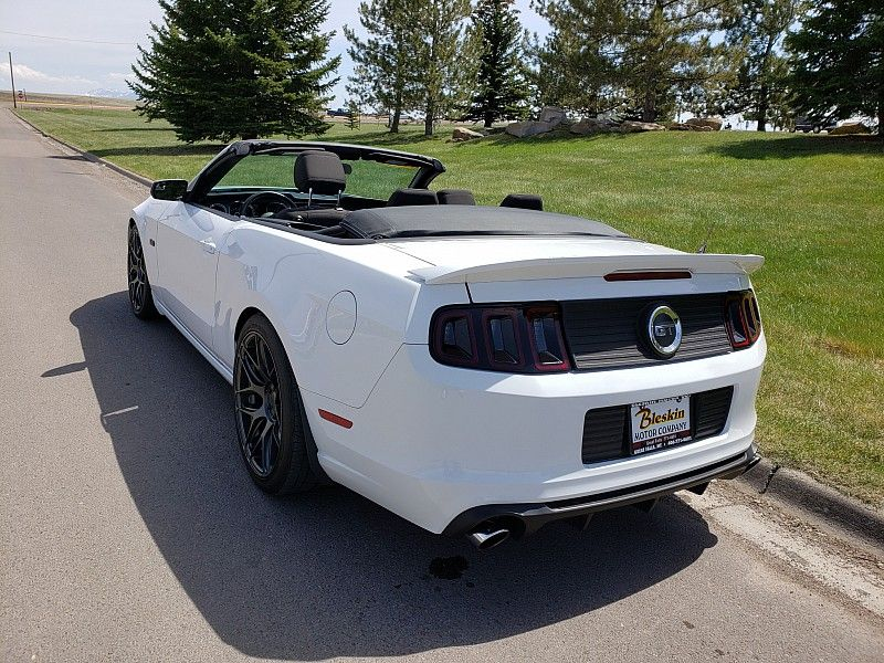 2014 Ford Mustang 2d Convertible GT  city MT  Bleskin Motor Company   in Great Falls, MT