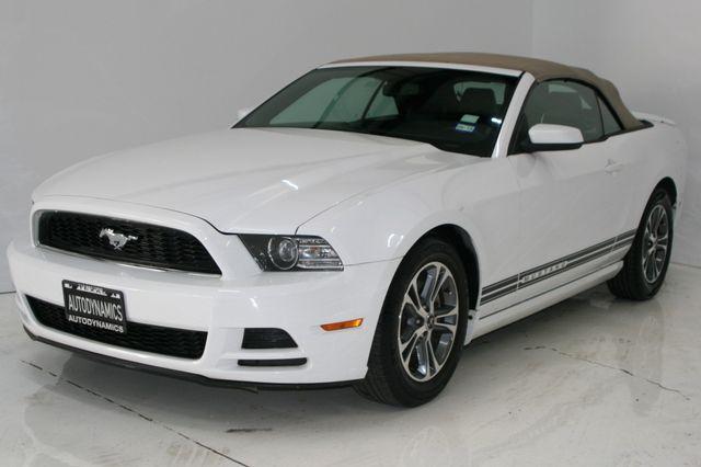 2014 Ford Mustang V6 Convt Houston, Texas 1