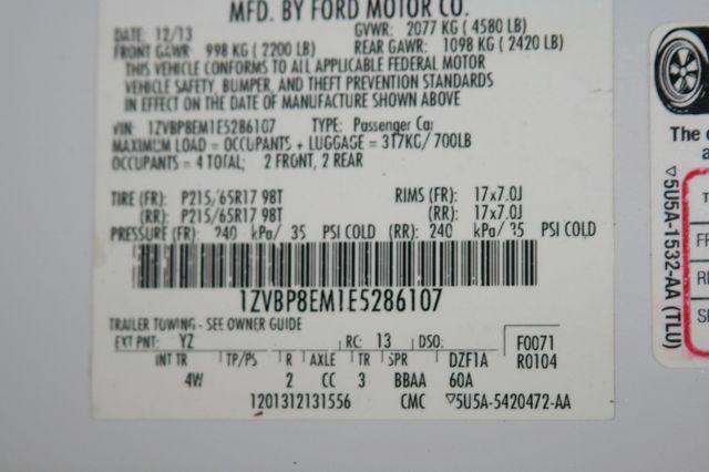 2014 Ford Mustang V6 Convt Houston, Texas 24