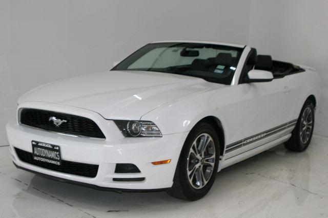 2014 Ford Mustang V6 Convt Houston, Texas 4