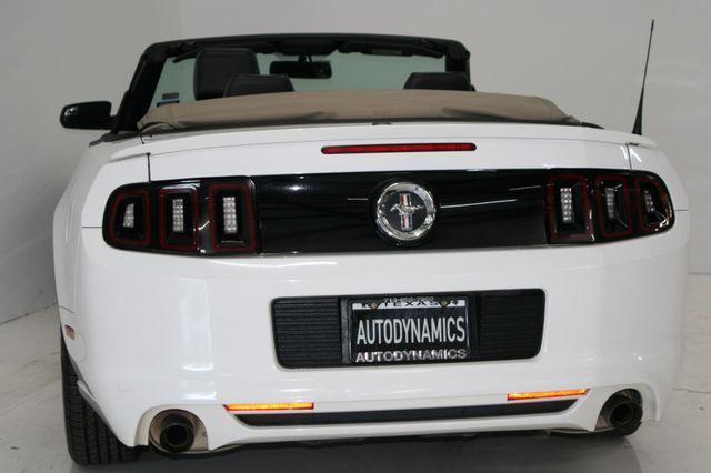 2014 Ford Mustang V6 Convt Houston, Texas 7