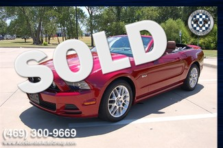 2014 Ford Mustang GT Convertible CERTIFIED PRE-OWNED in Rowlett