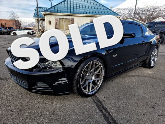 2014 Ford Mustang GT Coupe LINDON, UT