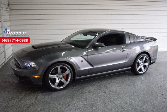 2014 Ford Mustang ROUSH STAGE 3 PHASE 1