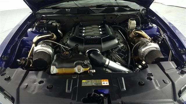 2014 Ford Mustang GT Premium TWIN TURBO'S INSTALLED AND PROGRAMME... in McKinney Texas, 75070