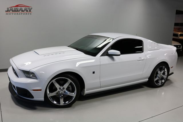 2014 Ford Mustang GT Premium ROUSH Stage 2 Merrillville, Indiana 23