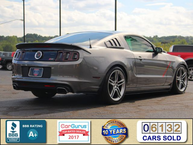 2014 Ford Mustang GT Premium ROUSH STAGE 3 - 6SP MANUAL! Mooresville , NC 3