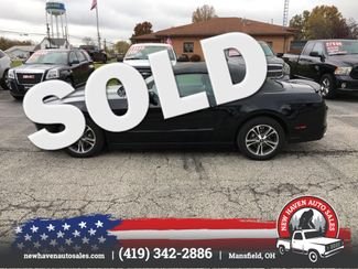 2014 Ford MUSTANG convertible in Mansfield, OH 44903