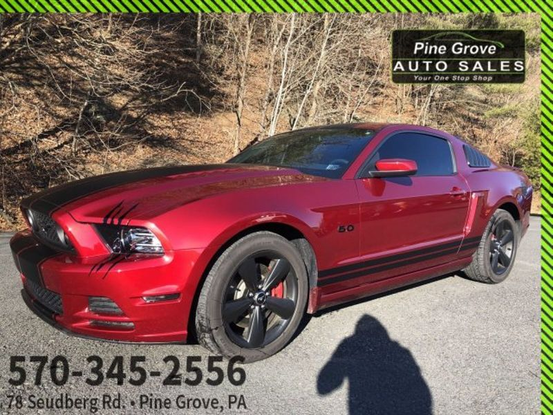 2014 Ford Mustang GT | Pine Grove, PA | Pine Grove Auto Sales in Pine Grove, PA