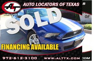 2014 Ford Mustang Base   Plano, TX   Consign My Vehicle in  TX